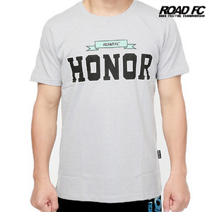 Road FC 'Honor' T- Gray
