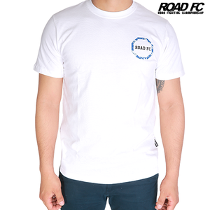 Road FC 'Cage' T - White